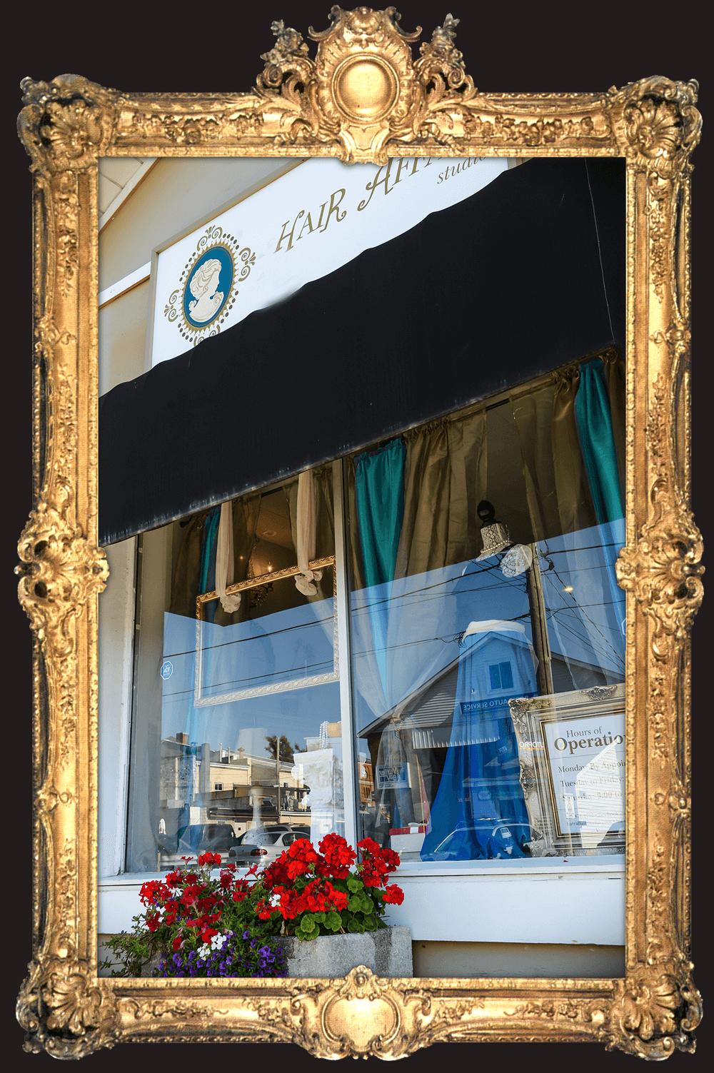 Hair Affair Studio | Outside Front Salon
