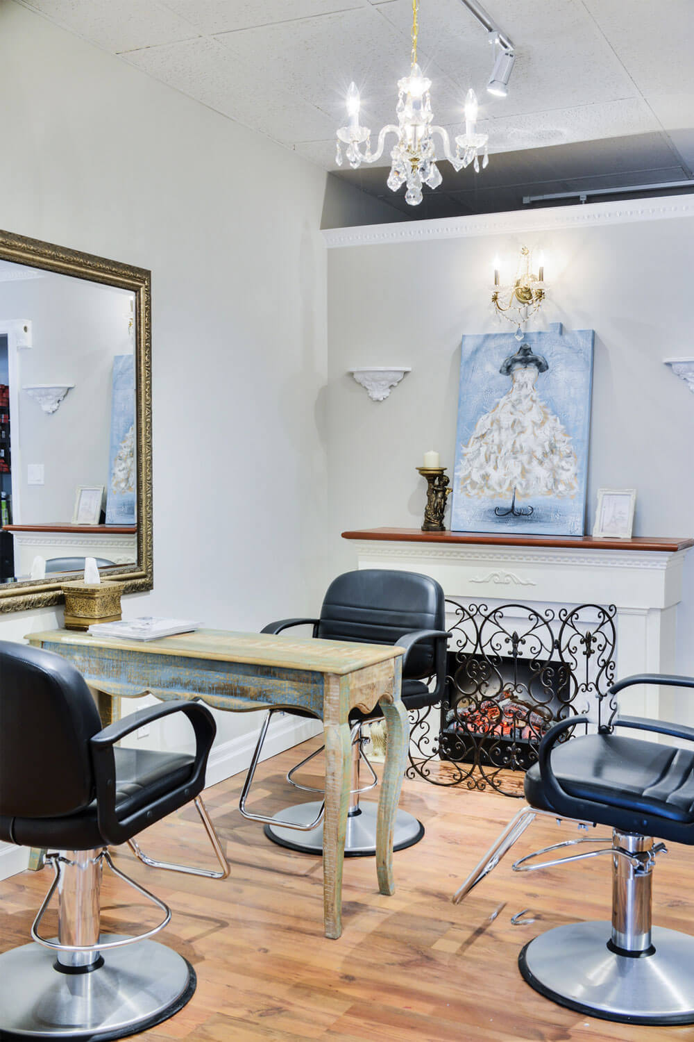 Hair Affair Studio | Inside Salon 2
